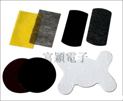 不緻布网布加工貼合成型01